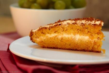 Рецепт морковного торта. Как испечь морковный торт?