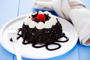 Рецепт - Торт ко Дню всех влюбленных