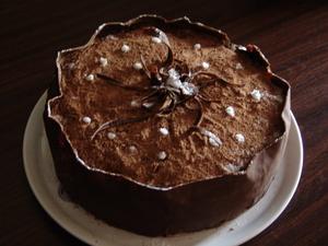 """Рецепт - Торт """"Шоколадная нежность"""""""