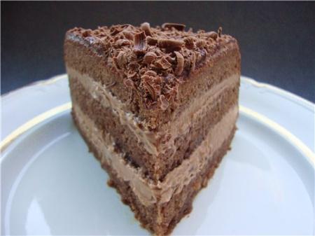Торт пражский. Рецепт приготовления традиционного торта «Прага».