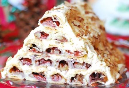 Торт монастырская изба. Как приготовить необыкновенно вкусный торт монастырская изба.