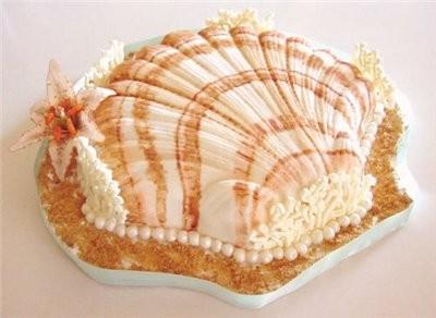 Торт наполеон. Как украсить